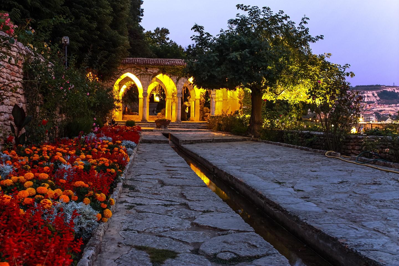 Балчик – дворец и ботаническа градина